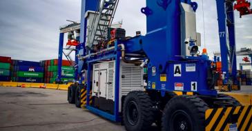 Konecranes toimittaa 12 jälkiasennettavaa hybridivirtalähdettä Yhdysvaltoihin