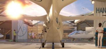 U-AP ja Hyundai kehittävät pystyyn nousevia lentokoneita