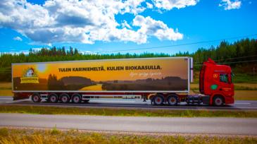 HKScanin Baltian logistiikkakeskus aloitti asiakastoimitukset