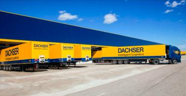 DACHSER Finland siirtyy biokaasukuorma-autoihin