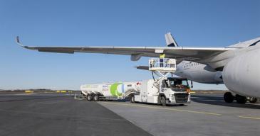 Neste toimittaa Heathrow'lle uusiutuvaa lentopolttoainetta
