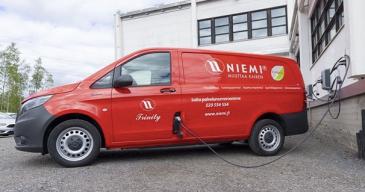 Pilotointi toteutetaan yhdessä Niemi Palvelut Oy:n kanssa yrityksen toimipisteessä Helsingin Konalassa.
