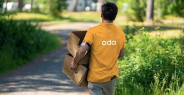 Oda perustaa toimintamallinsa muun muassa tehokkaaseen automaatioon ja datan hyödyntämiseen.