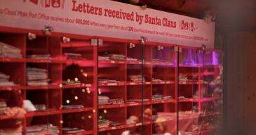 Koronan sulkema Joulupukin pääposti auki marraskuussa