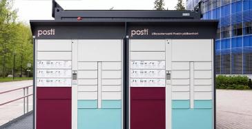 Posti hankkii verkkokaupan ulkoautomaatteja