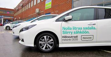 Stara on laskenut, että nyt käyttöön otettavilla 29 sähköautolla saavutetaan 43 000 kilogramman vuosittainen CO2-päästövähennys.
