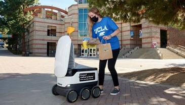 Starship Technologies -yhtiöllä on maailmalla yli 1 000 autonomista kuljetusrobottia.