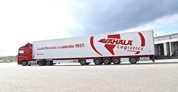 Toiminta Vähälä Yhtiöiden uudessa logistiikkaterminaalissa käynnistyy keväällä 2022.