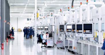 Valmet Automotiven akkuliiketoiminta on kasvanut erittäin nopeasti, ja yritys on jo yksi autoteollisuuden johtavista akkujärjestelmien toimittajista.
