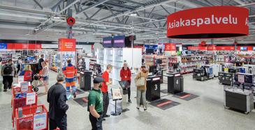 Robotisoitu varasto rakennetaan Verkkokauppa.comin Helsingin Jätkäsaaressa sijaitsevan jättimyymälän ja varaston yhteyteen.