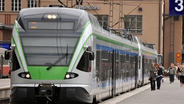 VR on korona-aikana nostanut juniensa täsmällisyyden ennätyslukemiin.