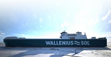 Wallenius SOL aloittaa liikenteen Raumalta Belgiaan