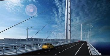 Maailman pisin silta aukesi rahtiliikenteelle Kiinassa
