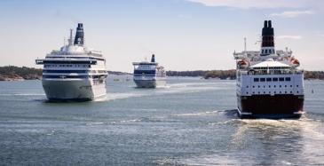 Merikuljetusten tuki astui voimaan