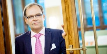 Mikael Nyberg LVM:n huippuedustajaksi