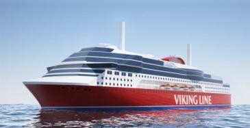Vikingin uusi superalus rakennetaan Kiinassa