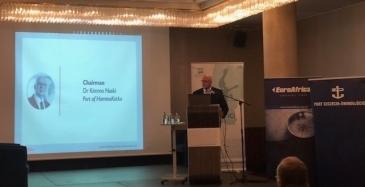 Naski johtaa Baltic Ports-organisaatiota