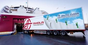 FCG ja Ahola Transport perustivat yhteisyrityksen