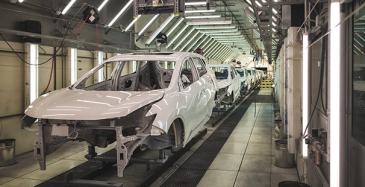 Kulkuneuvoteollisuus käynnistyy Suomessa