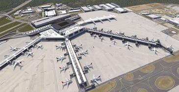 Caverionille iso urakka Frankfurtin lentokentältä
