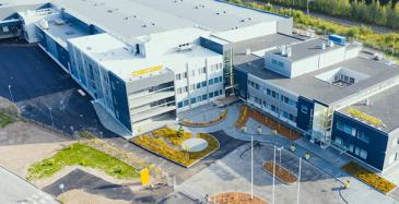 Cimcorp investoi 12 miljoonaa toimitiloihin