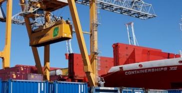 Containerships siirtyi ranskalaisomistukseen