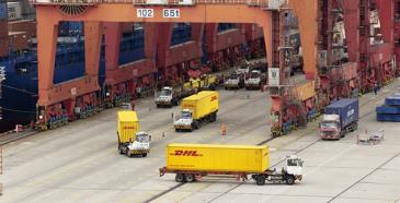 DHL kompensoi meri- ja maantierahteja