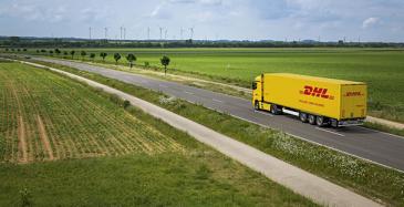 Myös DHL Freight kompensoi päästöjä