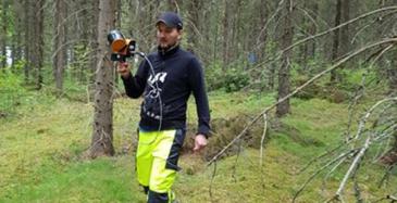 VTT DigiInventerylla digityökaluja metsiin