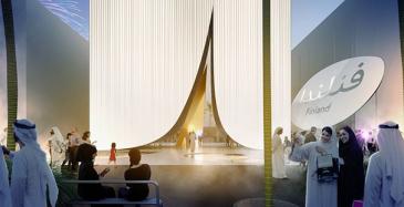 Dubain Expoon 110 suomalaisyritystä