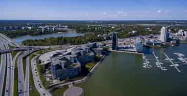 GACHA-robottibussi aloittaa Espoossa