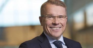 Finavian Joni Sundelin HUB logisticsin johtoon
