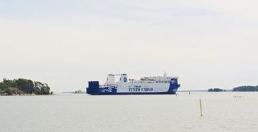 Finbo Cargo aloitti liikennöinnin Vuosaaren satamasta