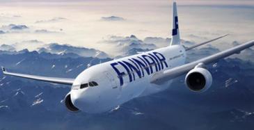 Finnair aloittaa lennot Kiinan Nanjingiin