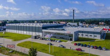 FREJA avasi Puolan logistiikkakeskuksen