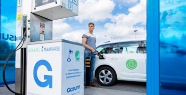 Gasumin ja Ikean yhteistyö laajenee