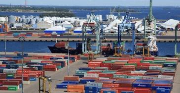HaminaKotkan vienti ennätysvauhdissa