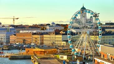 Suomessa kävi 8,5 miljoonaa ulkomaalaista matkailijaa