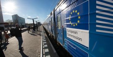 EU investoi lähes 700 miljoonaa liikenteeseen