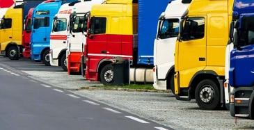 Kuljettajapula yltyy kaikkialla Euroopassa