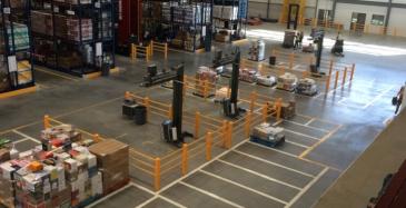 Kuusi tavallisinta varastojen turvallisuusriskiä