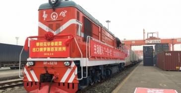 Puutteellinen infra jarruttaa Kiinan ja Euroopan välisen raideliikenteen kasvua