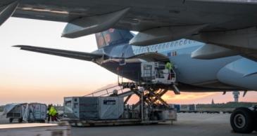 Brysselin lentokenttä erikoistuu lääkkeiden rahtiin