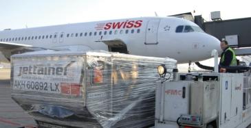 Tehokas rahdinkäsittely ratkaisee lentoyhtiön valinnassa