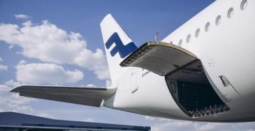 Finnair lopettaa Brysselin rahtiyhteistyön DHL:n kanssa