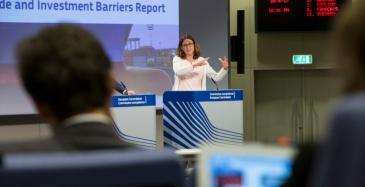 Vientiyritykset raportoivat protektionismin reippaasta kasvusta
