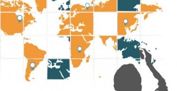 Kansainvälisen toimitusketjutiimin johtamisen vaikeus yllättää