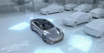Sähköautolle on kehitetty langaton latauskonsepti
