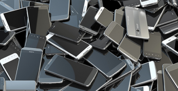 Telian kierrätyspuhelimet tulossa markkinoille