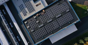 Kiillolle Lempäälään 1 MWp aurinkovoimala